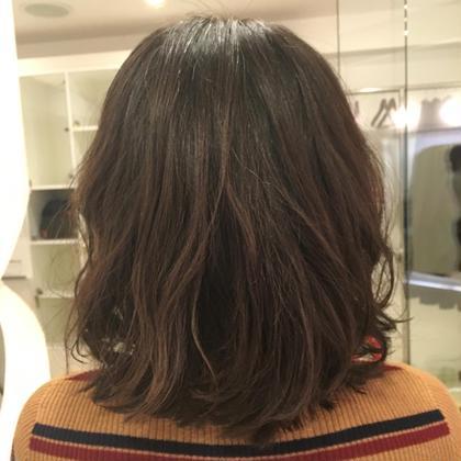 ゆるふわコスメパーマ  コスメパーマなので髪の毛を傷めずにパーマできます! KINGDOM港南台所属・佐々木あゆみのスタイル