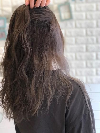 全員【☆平日限定!気になる色落ちに☆】ブリーチ毛、ハイライト限定トナーカラー(全体)