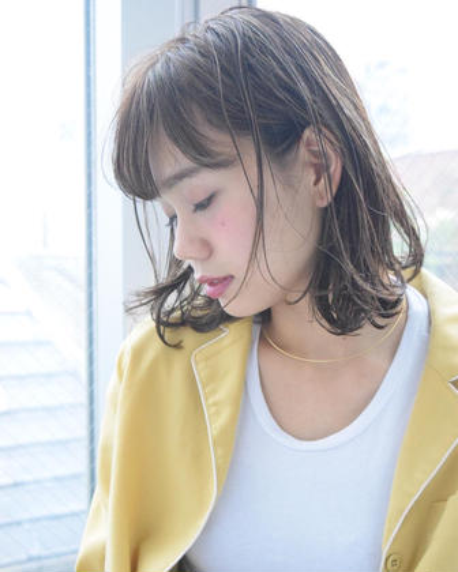 【人気No.1✨】カット+カラー⭐️