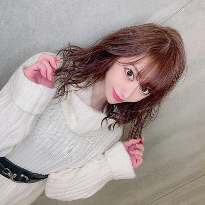 WARREN・TRICOMI所属の西ケ谷勇斗のヘアカタログ