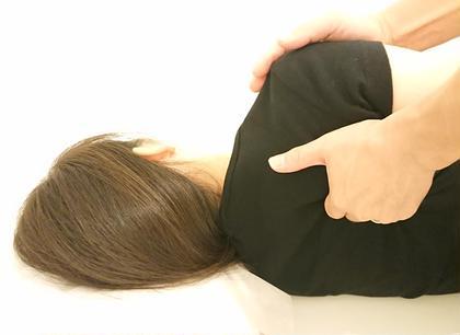 【12/13限定✨】 1 名様限定![超・肩コリ解消法体験]筋膜整体+維持トレで、とにかく肩コリにアプローチします。一時的なマッサージはもうウンザリ・いい加減なんとかしたい方にオススメです。