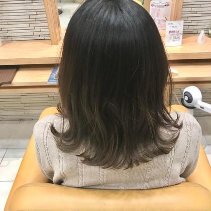 Uー24新規限定🌸🌈経験豊富スタイリスト担当🤙カット&透明感抜群カラー&艶々スペシャルトリートメント🌈