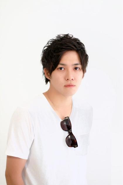 立ち上げバングマッシュショート☆ Seasons所属・ナガカワコウヘイのスタイル