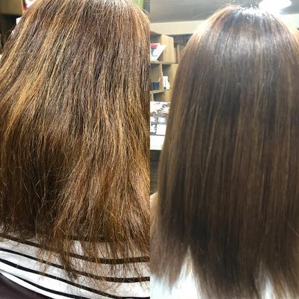 ❤️ミニモ限定何度でも❤️縮毛が気になる方の髪質改善スペシャルトリートメント♪♪