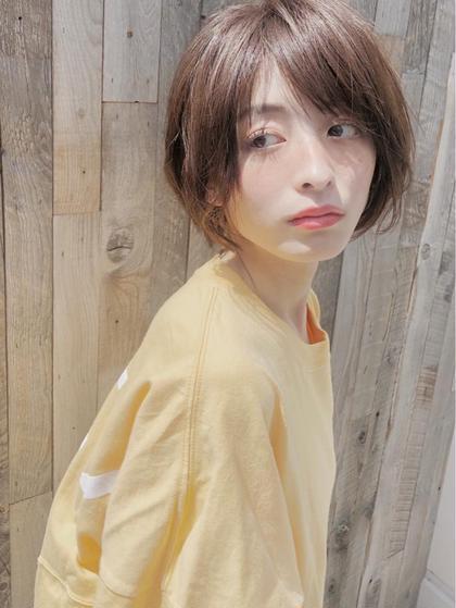 【学割】🏝似あわせ小顔カット+透明感カラー✨🏝 5ステップTOKIOトリートメント