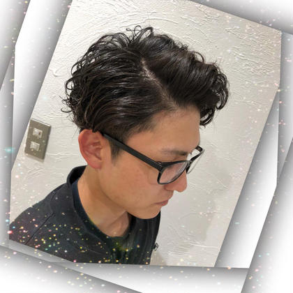 Ash仙川店所属・トップスタイリスト槇山風舞のスタイル
