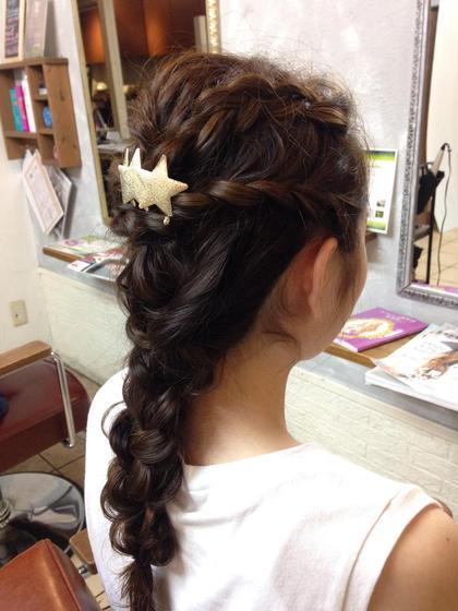 loty  hair design所属・森山秀太のスタイル