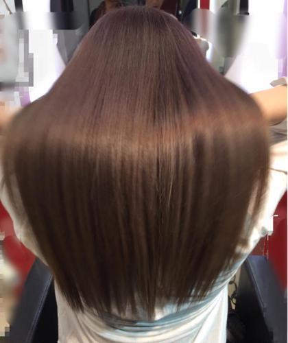 【髪質改善トリートメント】美人に見える髪⭐︎オールフリーの安全なケア 高級エルカラクトン使用 シャンプー別¥550