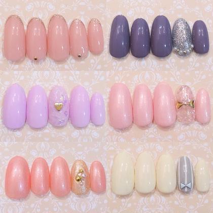 シンプルコース♡  お好きなカラーに変更可能♡ nailsalon RoseRoko所属・麻布十番RoseRokoのフォト