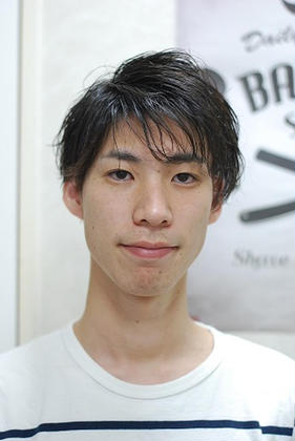hair salon JIBU所属・治部 友昭のスタイル