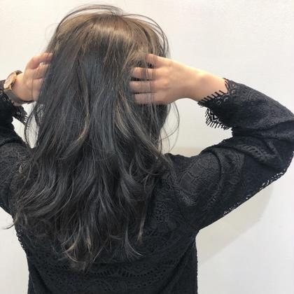 ❣️ラフ感❣️お洒落ゆるラフパーマ&外国人風カラー
