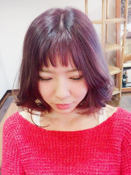 ダブルカラー RITA&Co. リタoomiya所属・伊藤優希のスタイル