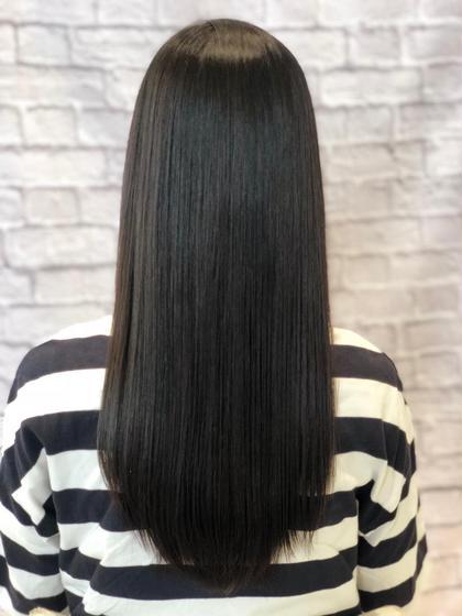 感動的な艶髪!!  今まで経験したことのない仕上がりに! QUATRO戸塚立場店所属・安田和正のスタイル