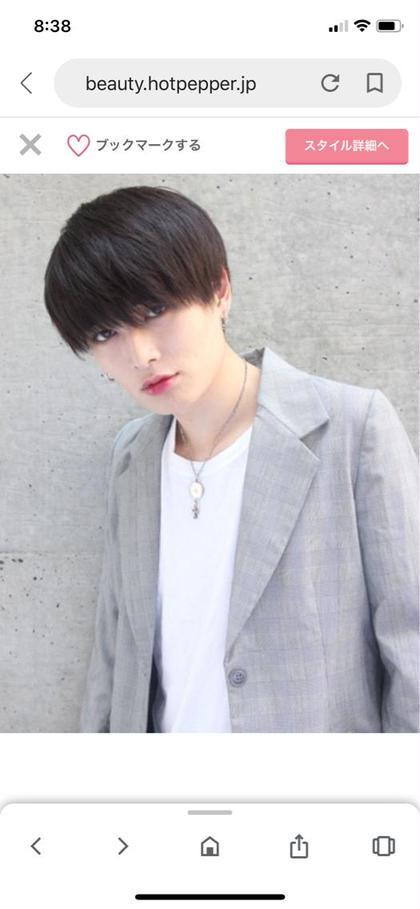 ハイクオリティメンズカット☆メンズサロン出身です☆マッシュ、束間お任せ💙シャンプー別途800円です!CMCトリ