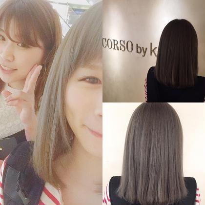 CRSObyk-two所属・田中愛莉のスタイル