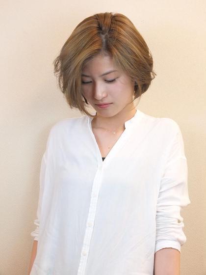 ✨似合わせカット&オリジナル超音波トリートメント✨