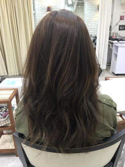 allys hair aoyama所属・鈴木マリアのスタイル