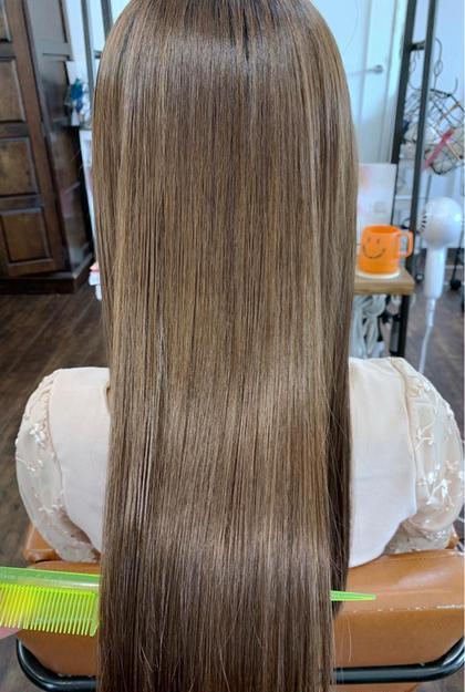 新発売✨艶髪持続✨毛髪再生✨フローディア5ステップ超音波炭酸スパトリートメント✨持続抜群ホームケア付き✨