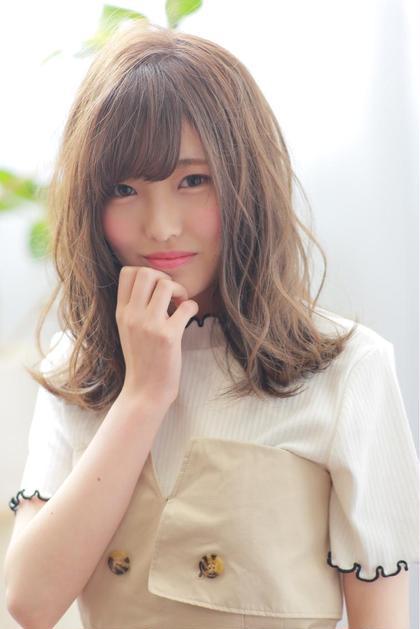 ⭐️前髪カット⭐
