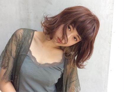 【人気メニュー】似合わせカット&カラー