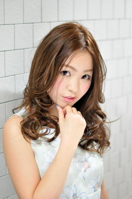 ふわふわラブリーロング hair salon M.plus所属・KADOIKEMICHIHIROのスタイル
