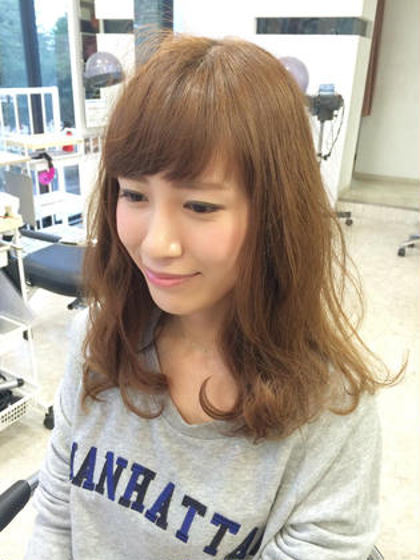 It's Hair AVa所属・奥野和広のスタイル