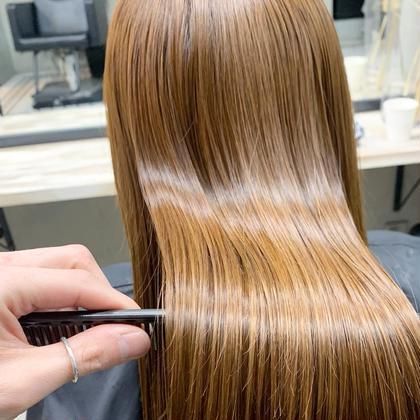 【大反響‼︎髪質改善】髪質改善カット+髪質改全善酸熱トリートメント✨