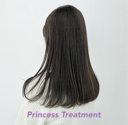 📌 SNSで話題の髪質改善トリートメント🥣 メンテナンスカット ➕ プリンセスケアトリートメント