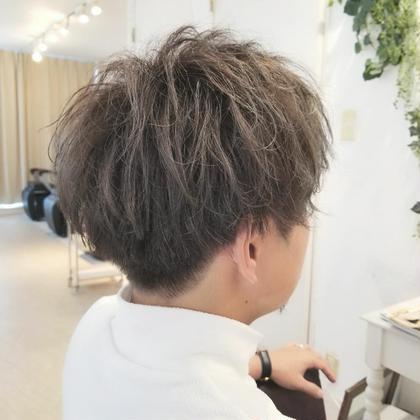 【♦似合わせカット♦】メンズカット &オーガニック トリートメント