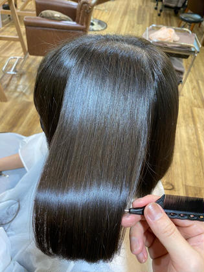 ⭐️2.3回目限定クーポン⭐️髪質改善美髪エステ+透明感カラー