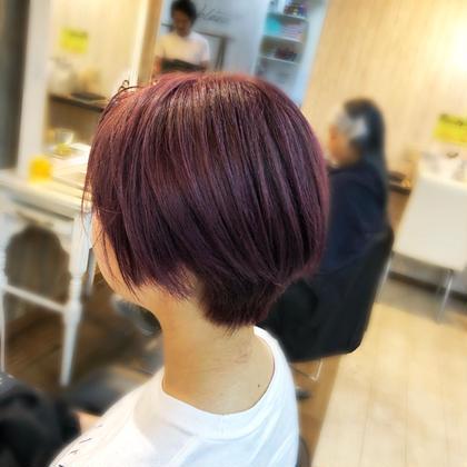 ILLUMINA/twilight  blesshair&spawithdog所属・浅利佳輔のスタイル