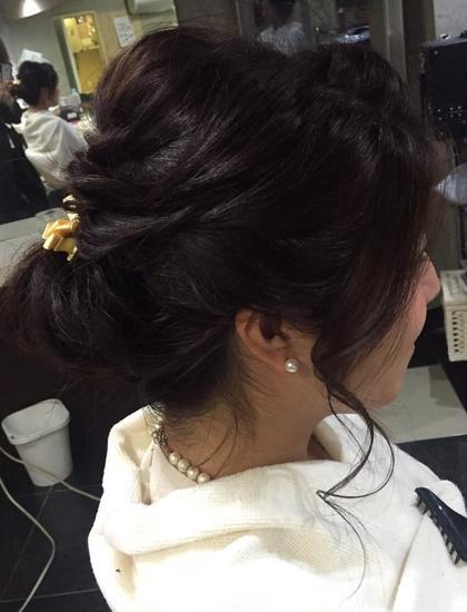 hair set✩ ky-go.hakata内所属・RINAのスタイル