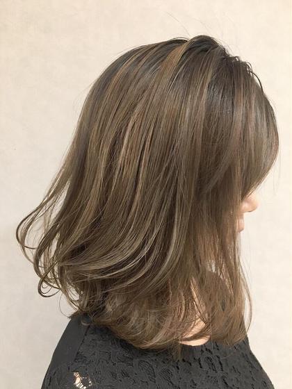ポイント弱酸性髪質改善美髪矯正&ベーストリートメント付き
