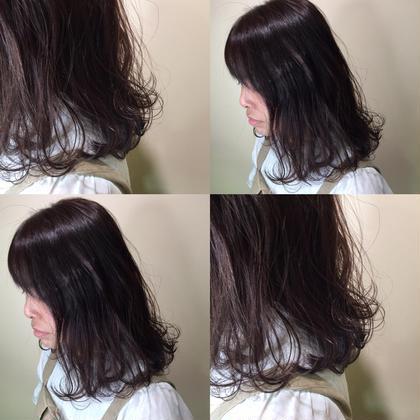 #アオハル♬︎大人気♬︎  似合わせカット&髪質改善トリートメント