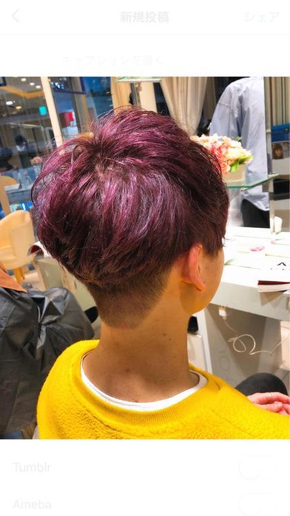 🔥メンズ必見🔥カット✖︎髪質に合ったワックスプレゼント🎁🎁
