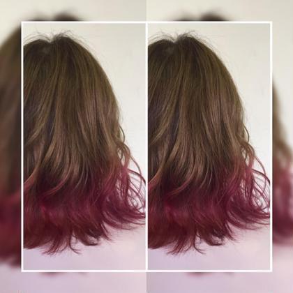 カラー パッションピンクカラー