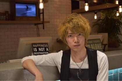 吉田茂樹のメンズヘアスタイル・髪型
