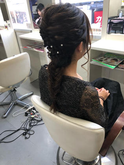 Hair spaceCOCOSIBUYA所属・松下倫子のスタイル