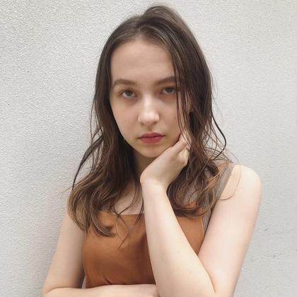 【スタイリング楽チん】前髪カット  +2stpトリートメント✨