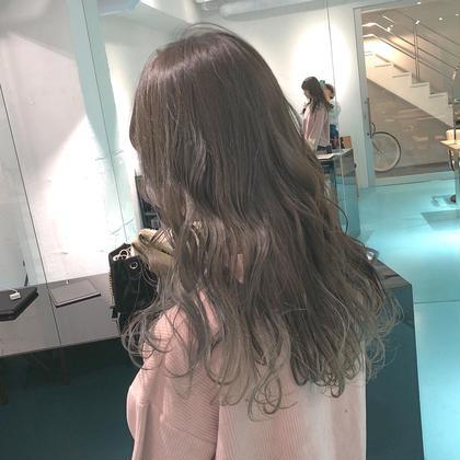 ♡3回目•4回目♡ダメージレス✨イルミナカラー&キューティクル補修トリートメント♡