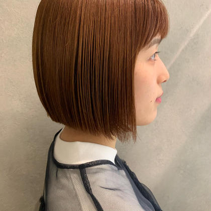 カラー+美髪トリートメント✨