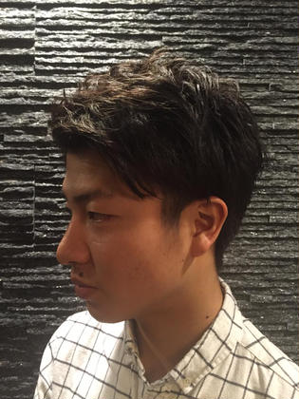 HIRO GINZA 神田店所属・増田あゆみのスタイル