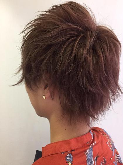 AUBE hair harajuku所属・近藤龍之介のスタイル