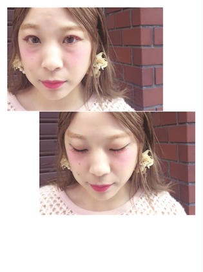 red × pink × cherrybrown . . .♡ emma所属・セッツマユのフォト