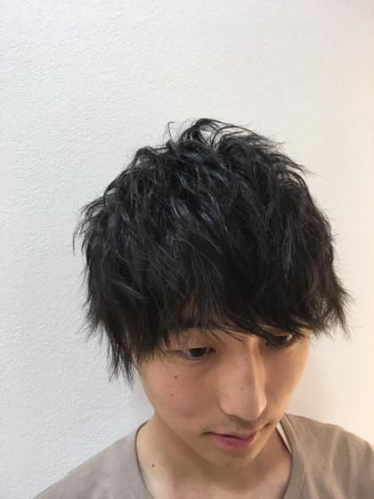 KENJE smart所属・神田澪史のスタイル