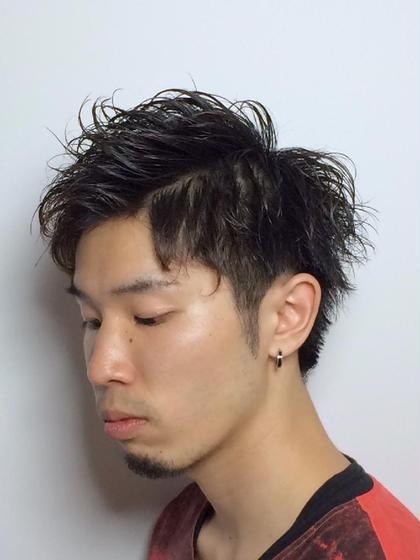 イメチェンするなら🎵【ナチュラルパーマ】+【カット】