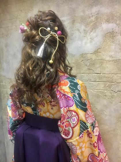 sonodaayuriのヘアアレンジ
