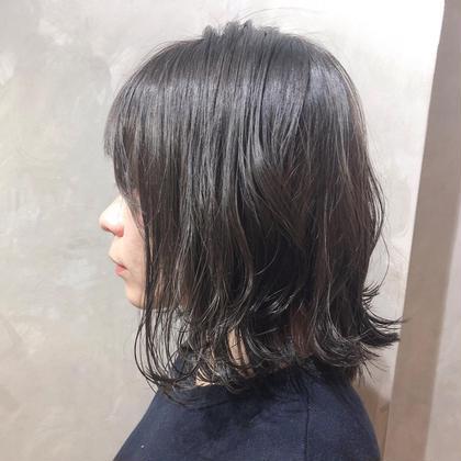 【NEW♡】カット +イルミナカラーorアディクシーカラー