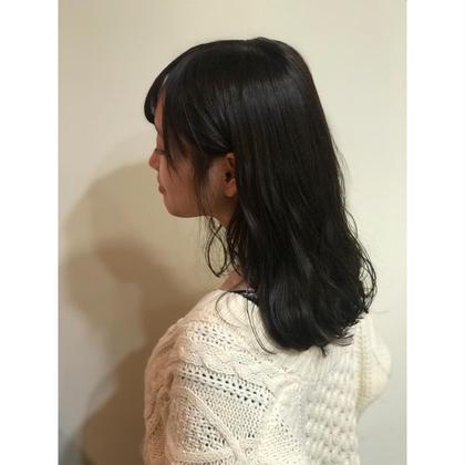 【9】手触りサラサラトリートメント
