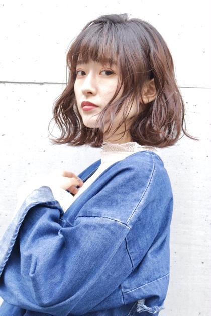 【❣️かわいいをキープ❣️】小顔✨前髪カット✨+前髪コテ巻き仕上げ❣️